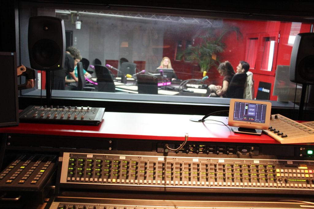 Atelier Radio dans le cadre d'un accompagnement Sepium Éduc Médias auprès de jeunes pris en charge par la Protection Judiciaire de la Jeunesse